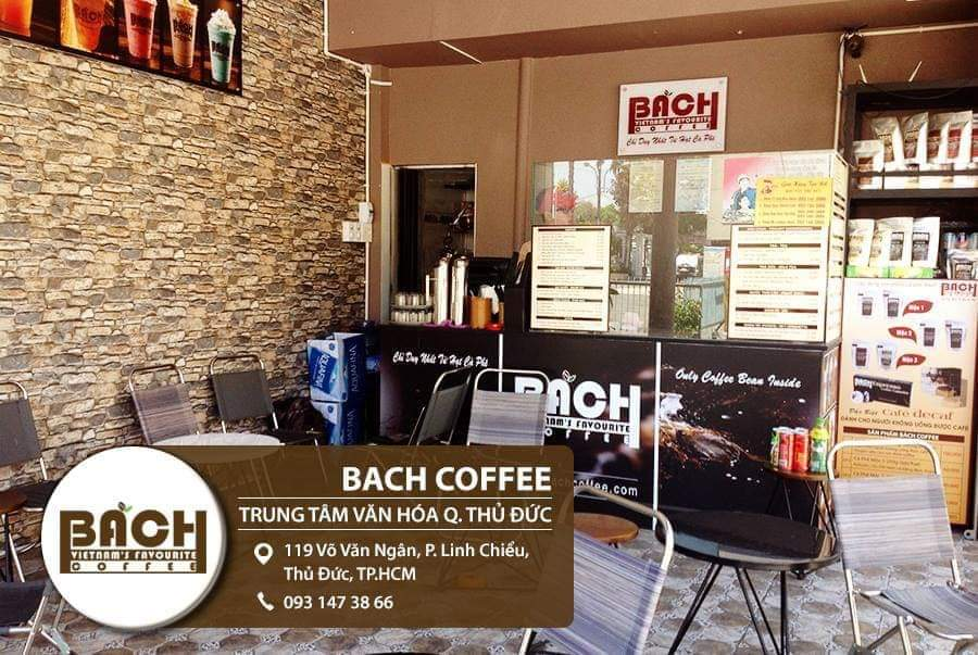 Bach Coffee TTVH